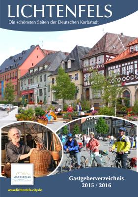 Oberfranken - Lichtenfels - Die Deutsche Korbstadt