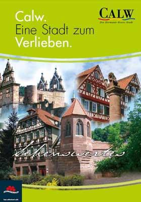 Nordschwarzwald - Calw. Eine Stadt zum Verlieben. (pdf)