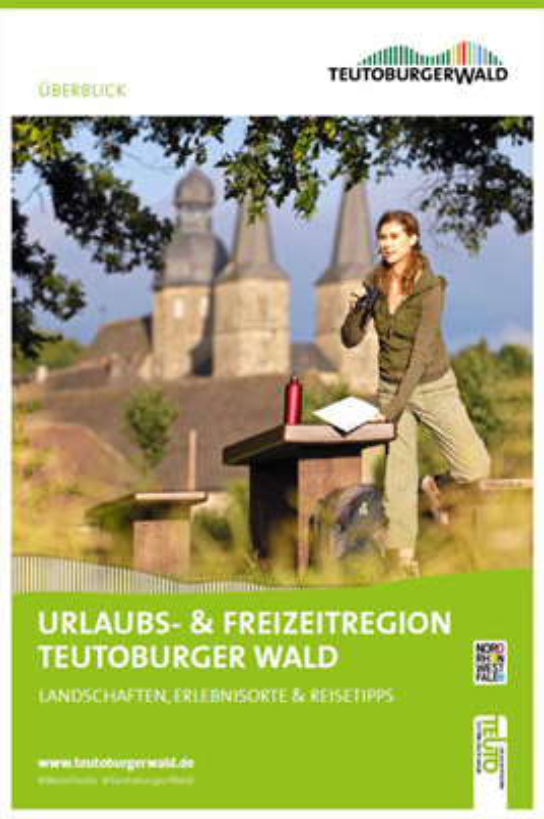 Teutoburger Wald - Urlaubskatalog Teutoburger Wald