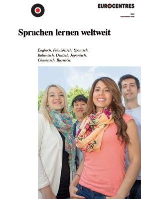 Reiseveranstalter - Eurocentres Sprachreisen