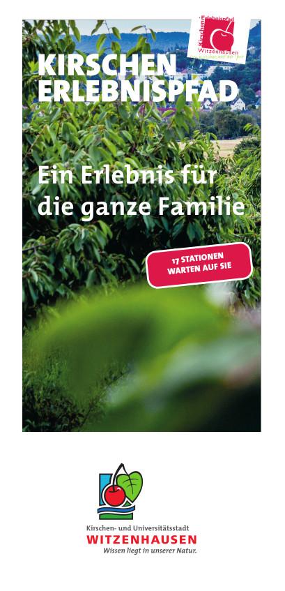Nordhessen - Die Kirsche und ihre Wege