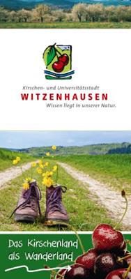 Nordhessen - Das Kirschenland als Wanderland