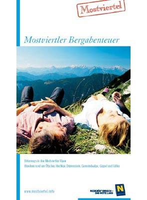 Mostviertel - Mostviertler Bergabenteuer