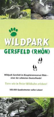 Rhön - Wildpark Gersfeld