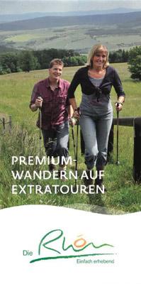 Rhön - Premiumwanderwege in der Rhön