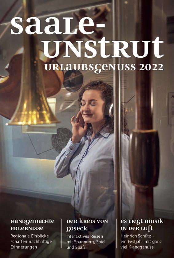 Sachsen-Anhalt - Domstadt Naumburg - Heilbad Bad Kösen