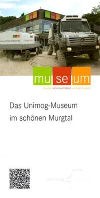 Schwarzwald - Unimog-Museum Murgtal