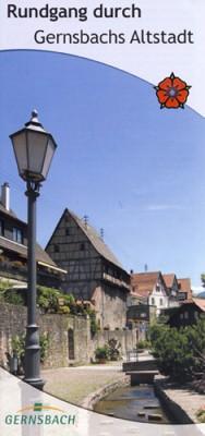 Schwarzwald - Rundgang durch Gernsbachs Altstadt