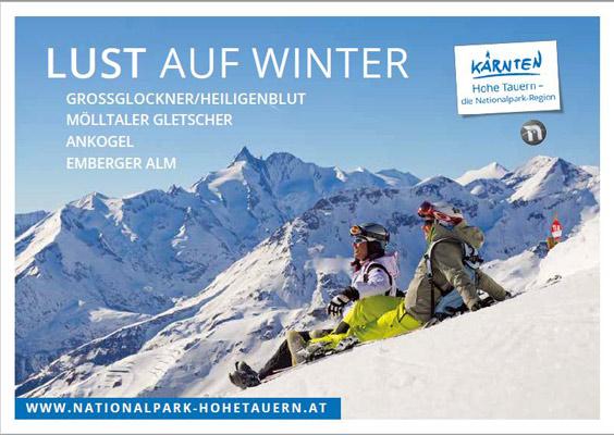 Hohe Tauern - Lust auf Winter: Kärntens höchstes Skivergnügen (pdf)