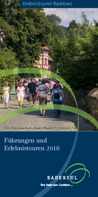 Sachsen - Radebeul: Führungen und Erlebnistouren (pdf)