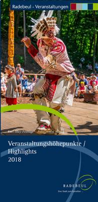 Sachsen - Radebeul - Veranstaltungshöhepunkte