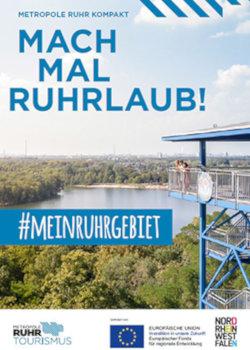 Ruhrgebiet - Metropole Ruhr - Erlebniskarte