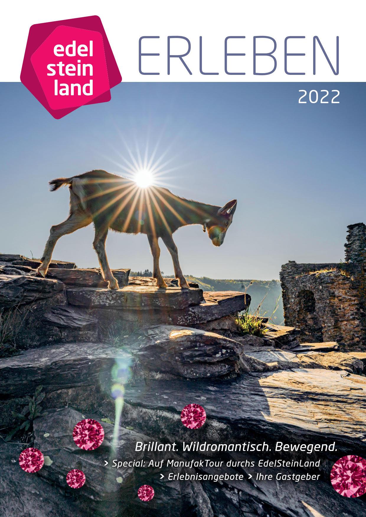 Rheinland-Pfalz - EdelSteinLand: Urlaubskatalog