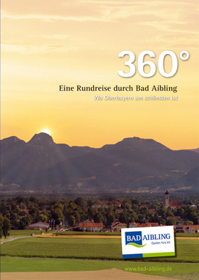 Bad Aibling - 360° eine Rundreise durch Bad Aibling
