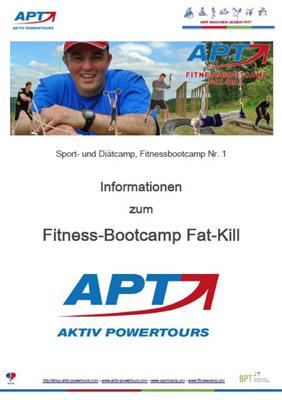 Reiseveranstalter - Fitnessbootcamp Fat-Kill