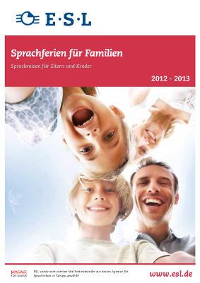 Reiseveranstalter - LinguaDirekt Travel - Familiensprachreisen 2013(pdf)