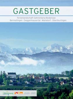 Bodensee - Ferienlandschaft Gehrenberg-Bodensee