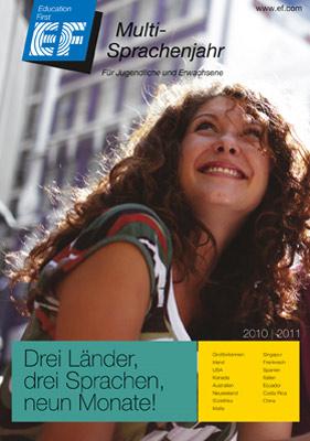 Reiseveranstalter - EF Sprachreisen - Multi-Sprachjahr