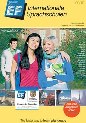 Reiseveranstalter - EF Sprachreisen - Internationale Sprachschulen (für Jugendliche und Erwachsene)