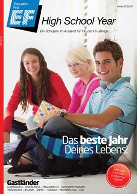 Reiseveranstalter - EF Sprachreisen - High School Year