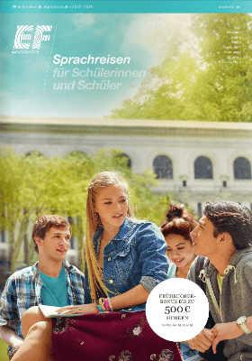Reiseveranstalter - EF Sprachreisen - Sprachreisen (Schülersprachreisen und Camps)