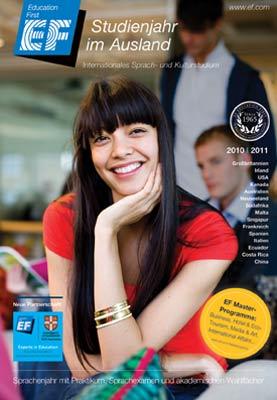 Reiseveranstalter - EF Sprachreisen - College Year