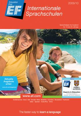 Reiseveranstalter - EF Sprachreisen - Internationale Sprachreisen (16 bis 20- Jährige)