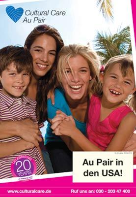 Reiseveranstalter - EF Sprachreisen - Au Pair in den USA!