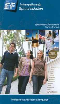 Reiseveranstalter - EF Sprachreisen - Internationale Sprachschulen (Sprachreisen für Erwachsene)