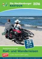 Die Mecklenburger Radtour - Rad- und Wanderreisen 2017