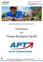 Sportkatalog der Aktiv-Powertours - Spezialreiseveranstalter und Camp-Spezialist